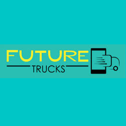 future trucks logo, it deals in logistics