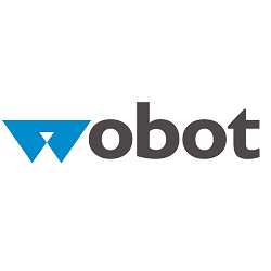 wobot logo which deals in AI based startups