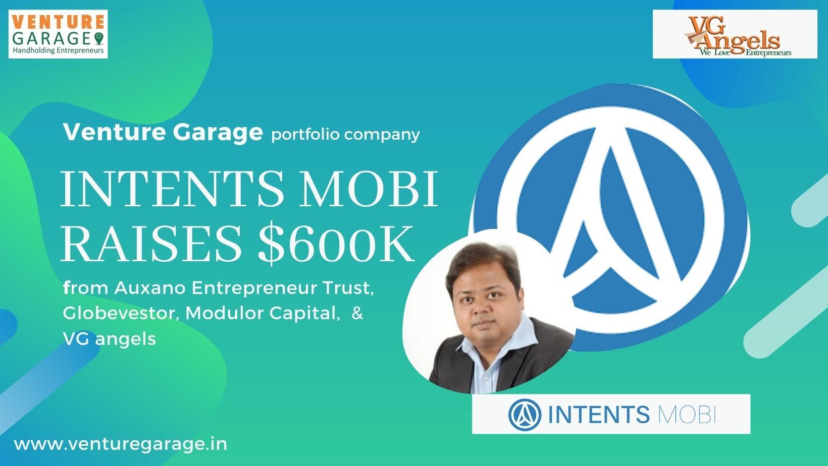 Intentsmobi raises $600k
